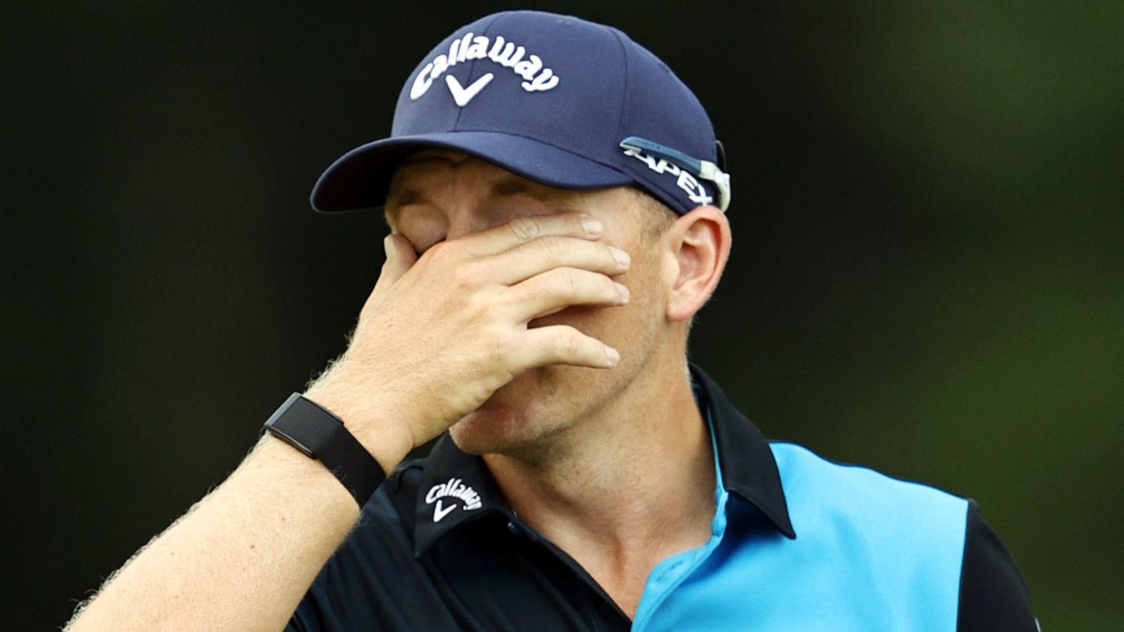 Third PGA golfer test positive for coronavirus