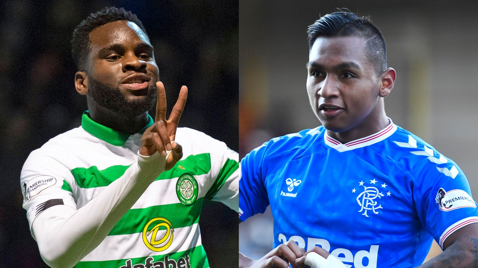 Odsonne Edouard and Alfredo Morelos futures discussed on...