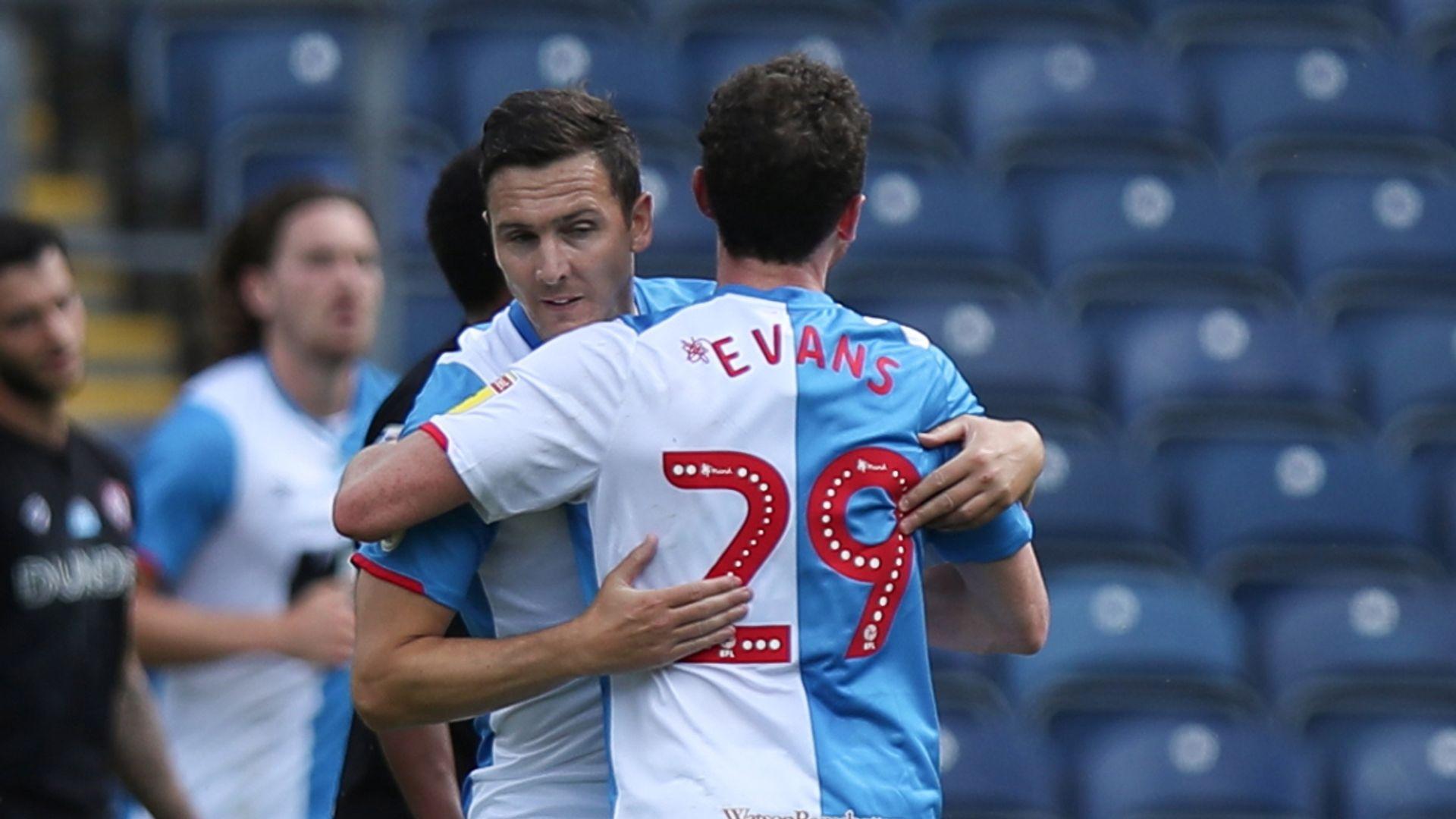 Blackburn boost play-off hopes