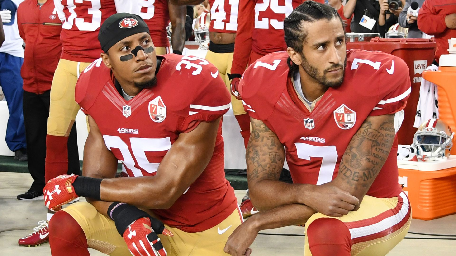NFL: We were wrong not to support player protests