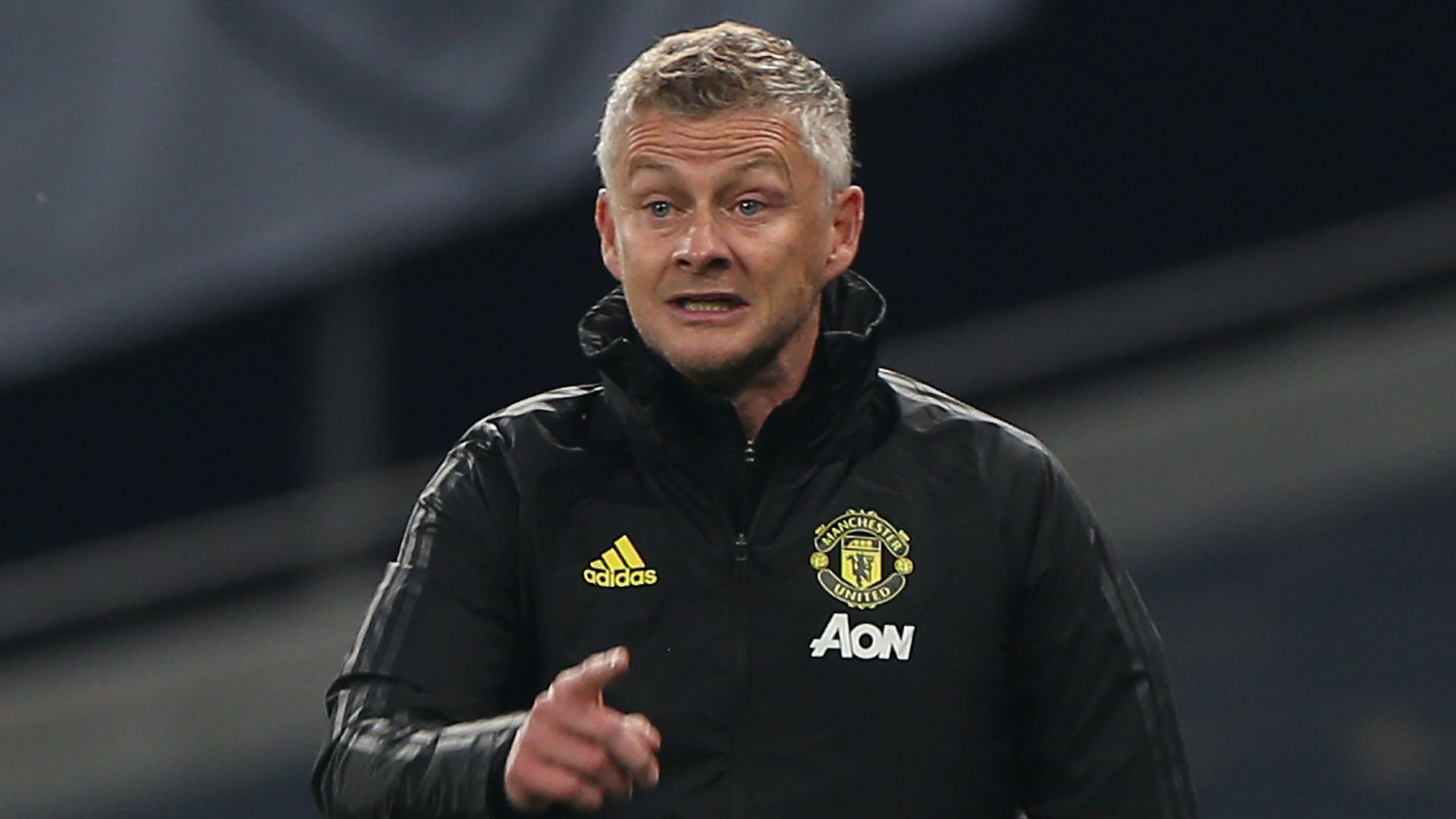 Solskjaer wants goals from Utd's midfield and defence