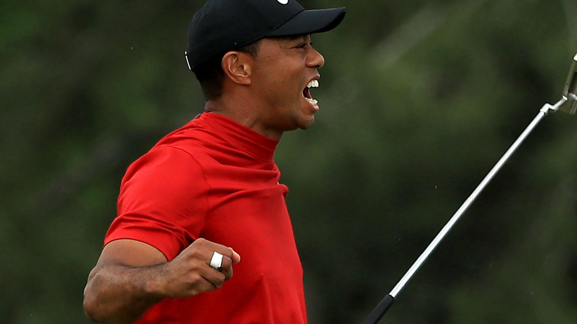 QUIZ: Best of Tiger Woods