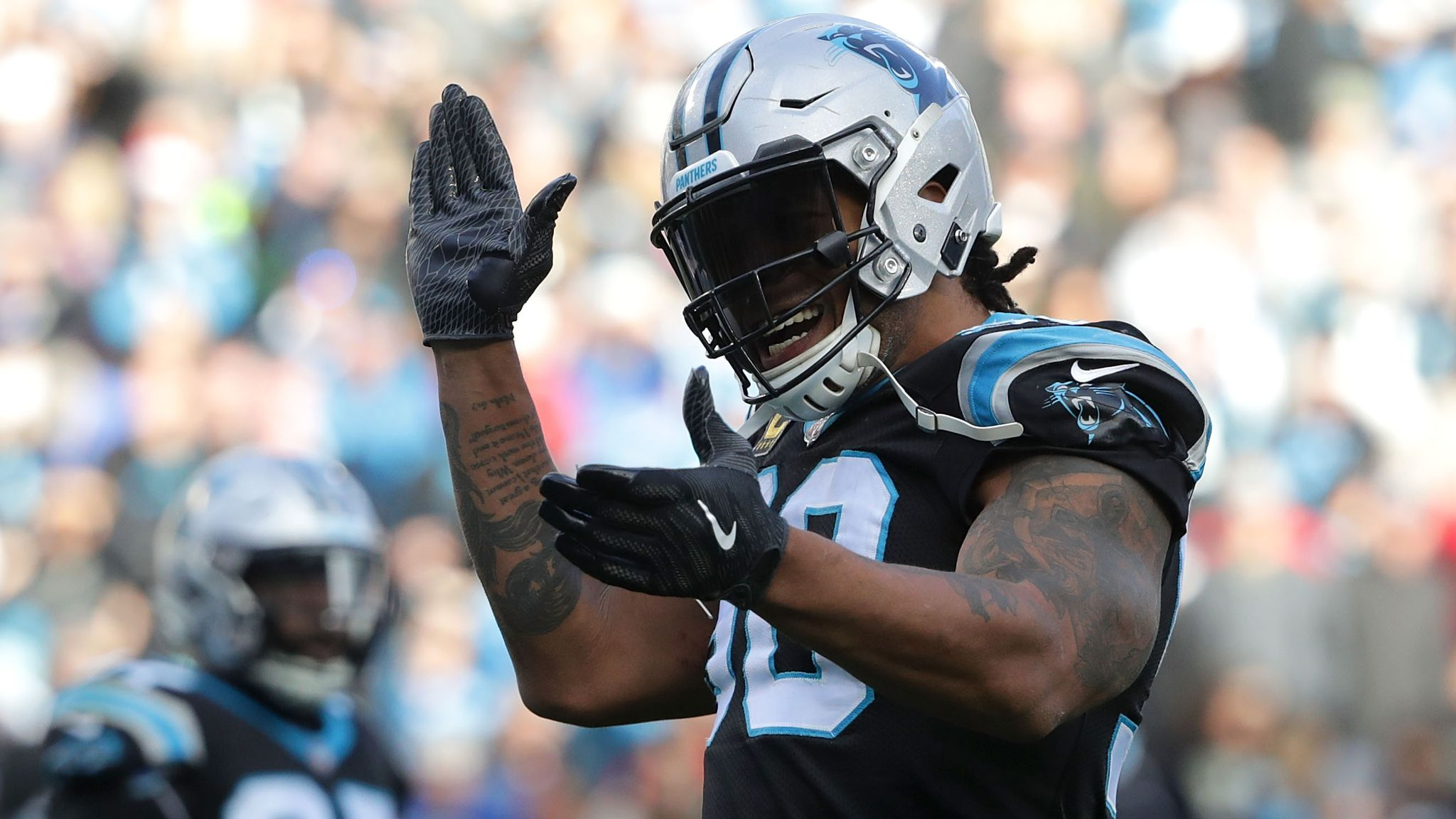 Ron Rivera Chase Young Built Like Julius Peppers Reminds Me Of Von Miller Nfl News Sky Sports