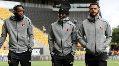 Watford trio back in contention after party claims