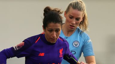 fifa live scores - Liverpool Women suffered investment 'decline', says former forward Courtney Sweetman-Kirk