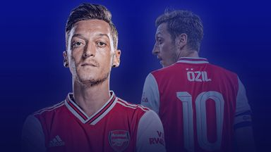 What is going on with Ozil?