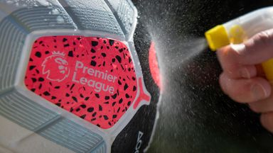fifa live scores - Premier League: Latest coronavirus tests show zero positive cases