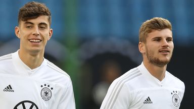fifa live scores - Timo Werner and Kai Havertz are 'great', says Liverpool manager Jurgen Klopp