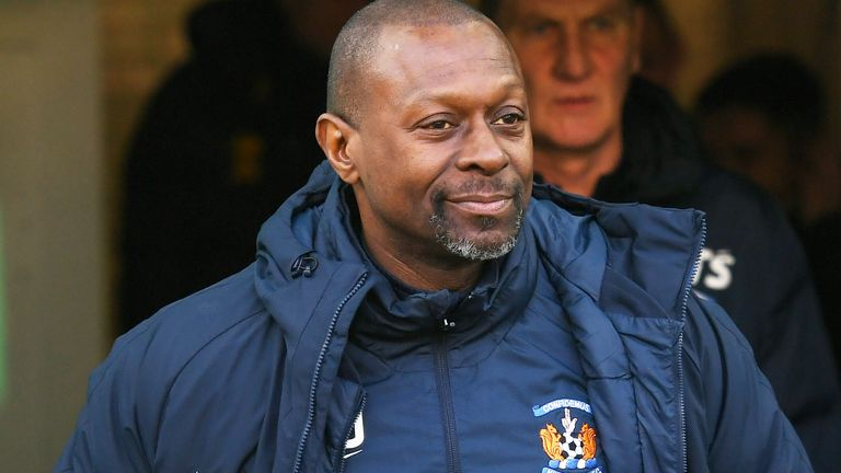 Alex Dyer has signed a permanent two-year deal as Kilmarnock manager