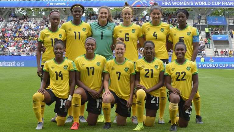 Swaby played in all three games for Jamaica at the 2019 World Cup in France