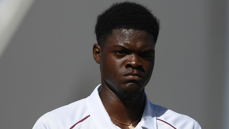 Alzarri Joseph's nascent West Indies career has been beset by injury