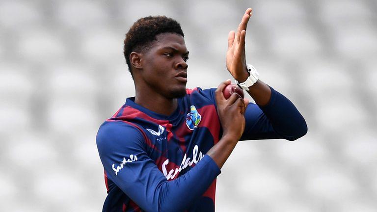 Joseph impressed in West Indies' internal warm-up game at Emirates Old Trafford last week