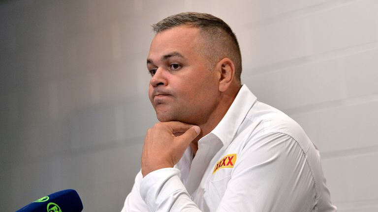 Anthony Seibold is the current Broncos coach