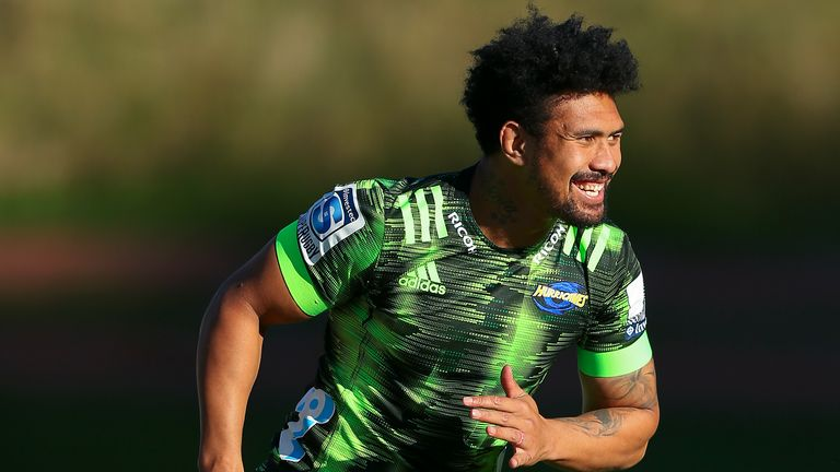 Ardie Savea's return is a huge boost for the Hurricanes and the competition