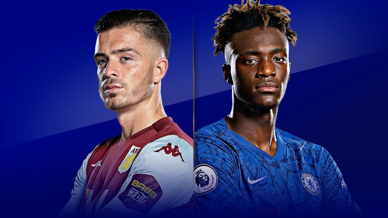 Aston Villa vs Chelsea will be live on Sky Sports and Sky Pick