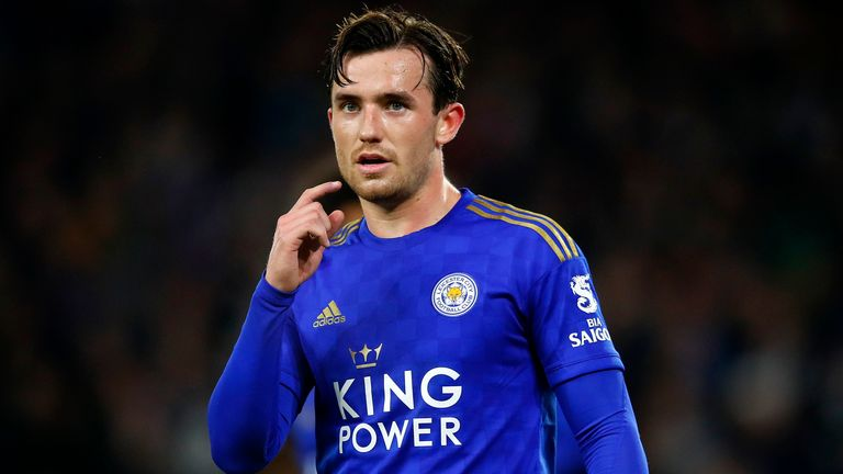 Ben Chilwell: Chelsea want to sign Leicester left-back this summer