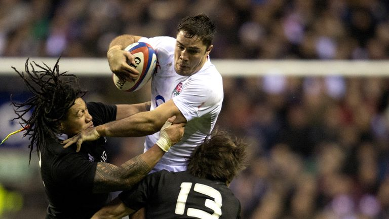 Barritt would go on to claim 26 Test caps for England between 2012 and 2015