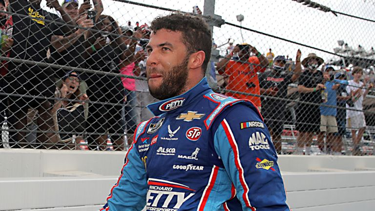A noose was found in the garage of black NASCAR driver Bubba Wallace but no charges will be filed following an FBI investigation