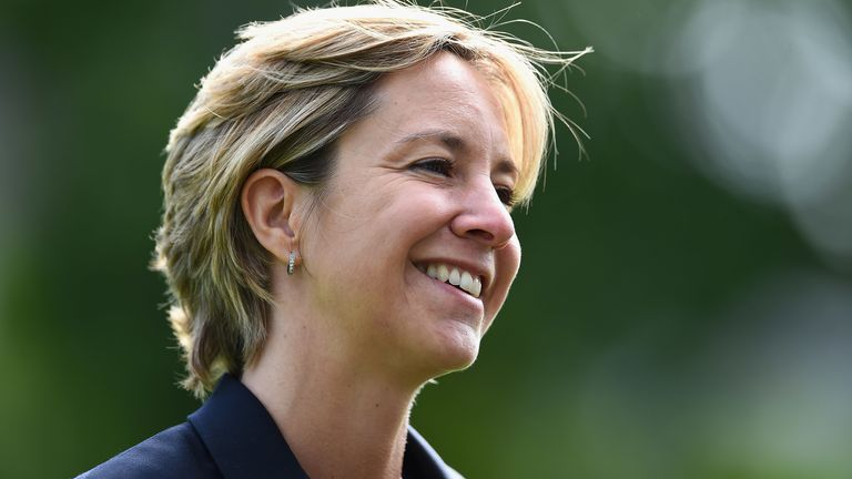 Clare Connor says the Rachael Heyhoe Flint Trophy shows the ECB's commitment to professionalising the women's domestic game