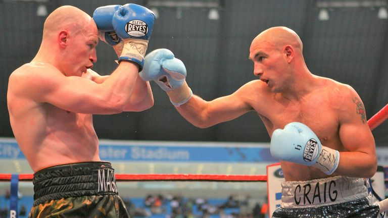 Matthew Hatton challenged Watson for the Commonwealth title