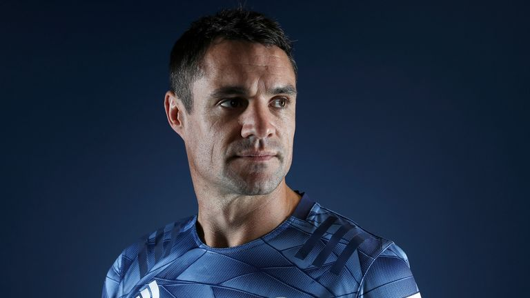 Dan Carter could make his Blues debut against former side the Crusaders on July 11