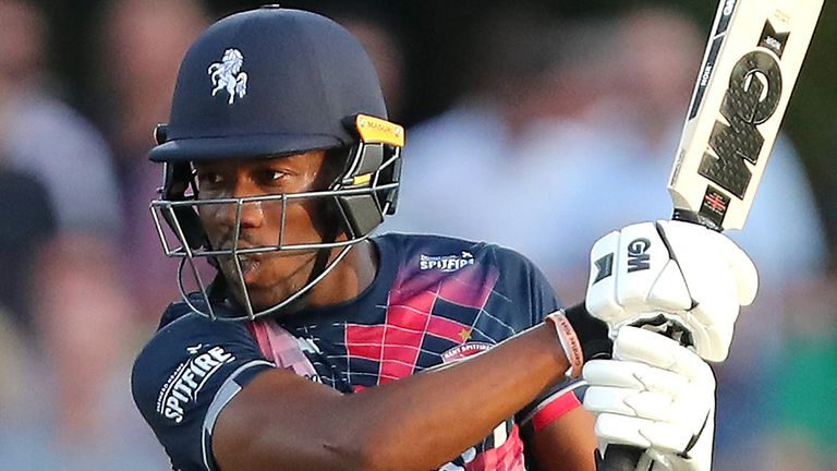 Daniel Bell-Drummond is one of a small number of black players in county cricket