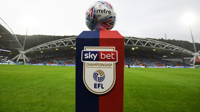 The Championship season is provisionally due to restart on June 20
