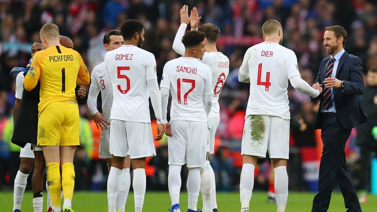 Gareth Southgate will be looking to guide his England side to Euro 2020 glory after positive World Cup and Nations League campaigns
