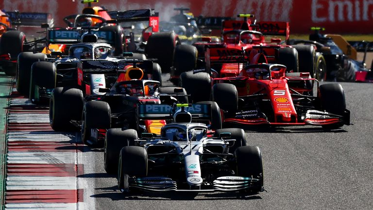 Should F1 introduce reverse-grid Saturday races to spice up the 2020 season? F1 legend Jean Alesi gave his take on the latest Vodcast.