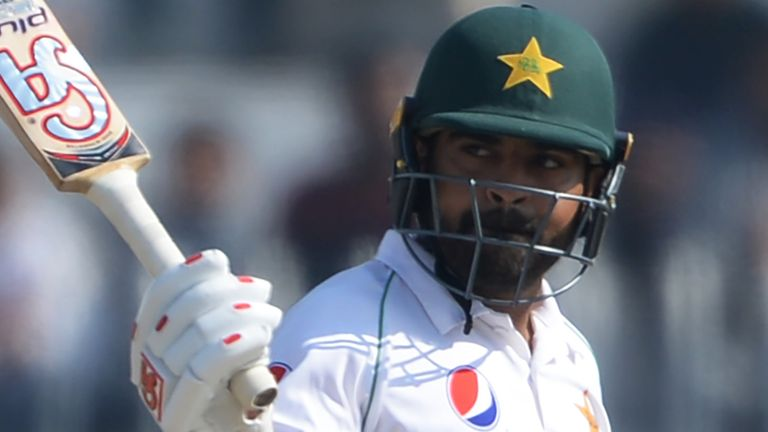 Middle-order batsman Haris Sohail opted out of Pakistan's tour over coronavirus fears