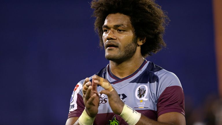 Henry Speight is leaving Queensland for France