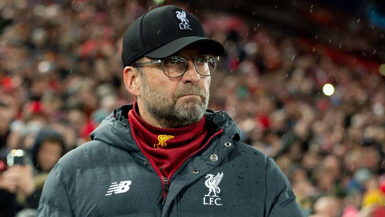 Jurgen Klopp says Liverpool's young players must earn their opportunity
