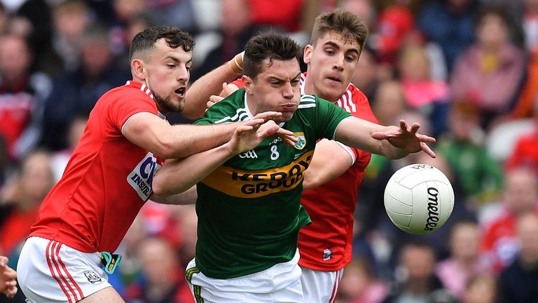Cork and Kerry are the two traditional powerhouses of Munster football