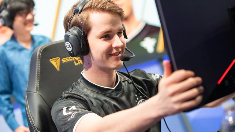 Kobbe was replaced by Doubelift at TSM after just one season (Credit: TSM)
