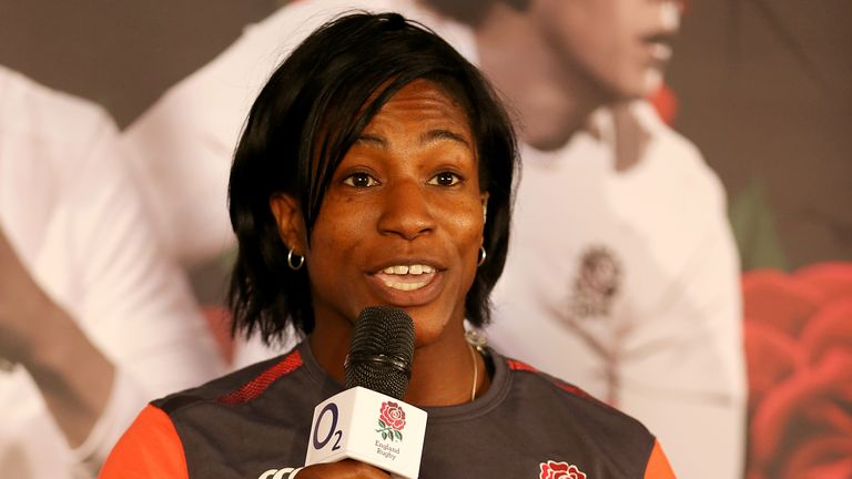 Former England rugby player Maggie Alphonsi has warned banning Swing Low, Sweet Chariot at England games is unlikely to be successful
