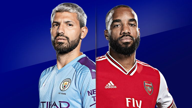 Watch Man City vs Arsenal live on Sky Sports Premier League and Main Event