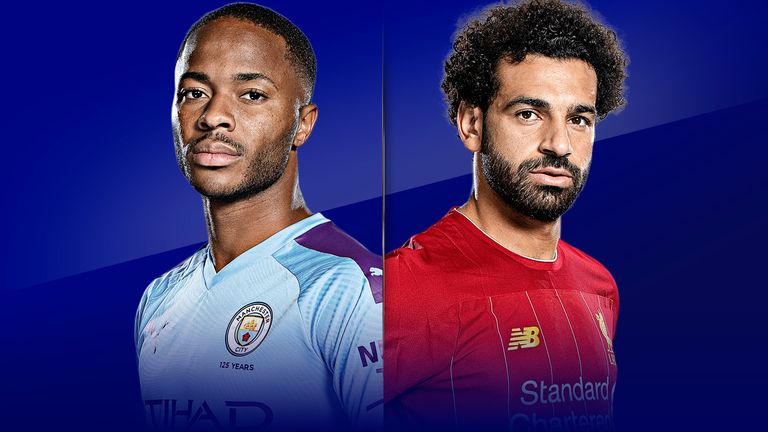 Can Liverpool eclipse Man City's points record? Watch the teams do battle live on Sky Sports on Thursday, July 2