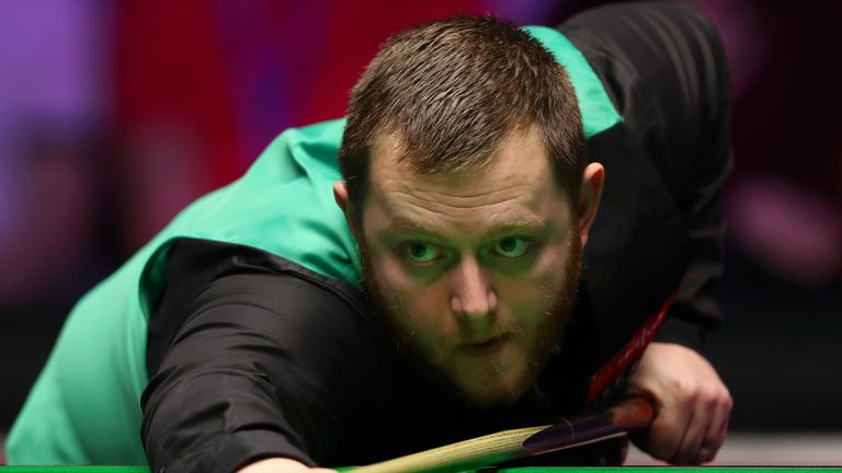 Mark Allen admits next month's World Championships will miss the crowd if staged behind closed doors