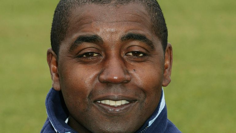 Mark Alleyne formerly coached Gloucestershire but there are no black head coaches in the county game currently