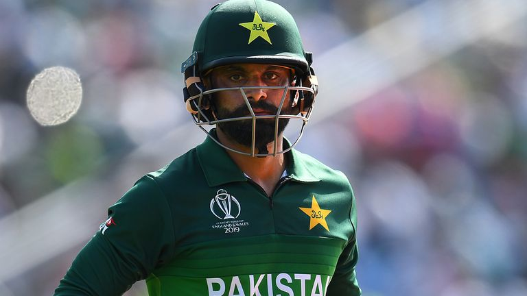 Mohammad Hafeez is among the players set to join the rest of the Pakistan squad for the tour of England