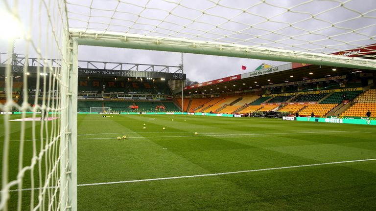 Norwich's player will conduct a third coronavirus test this week