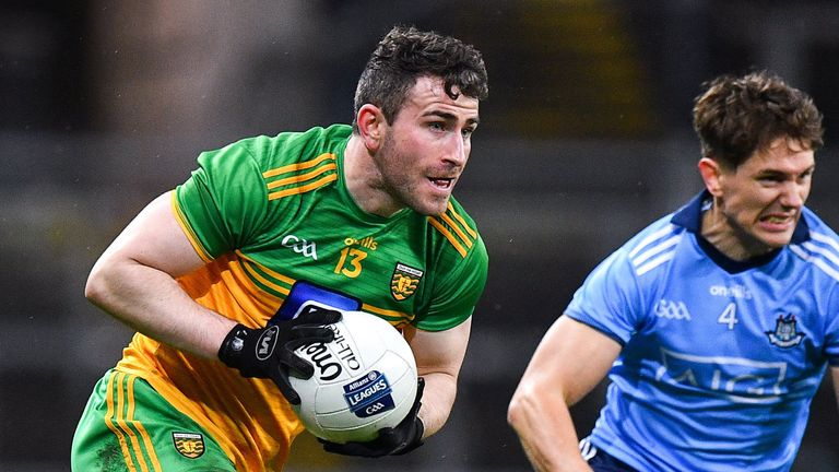 McBrearty is one of the most dangerous footballers in the province