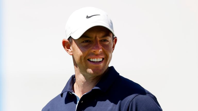The world's top five are all in action at Colonial Country Club, including Rory McIlroy
