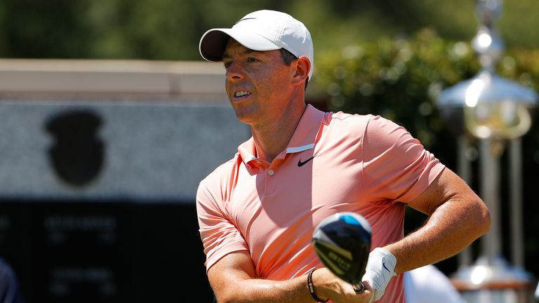 Rory McIlroy posted his worst finish of 2020 at the Charles Schwab Challenge
