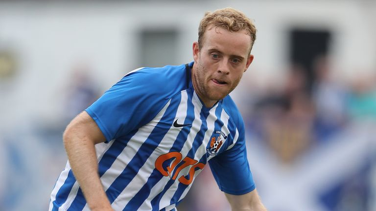 Kilmarnock forward Rory McKenzie has signed a new two-year-deal at Rugby Park.