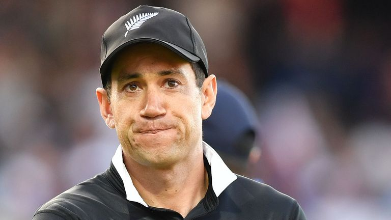 Ross Taylor is one of three players who will only feature in the first two T20 matches