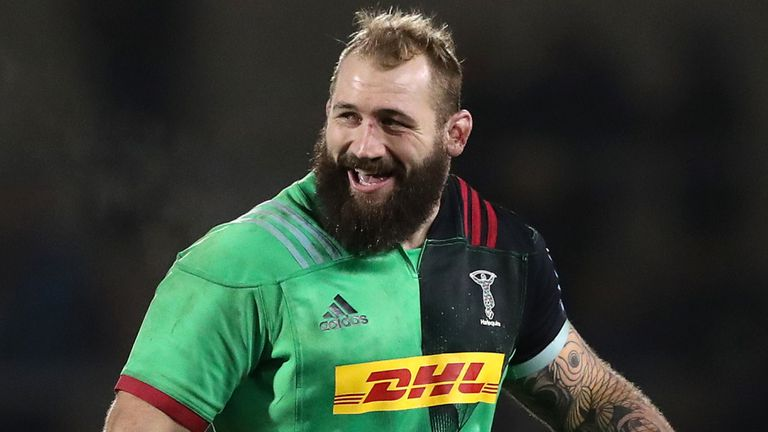 Marler has spent his entire professional career with Harlequins since 2009
