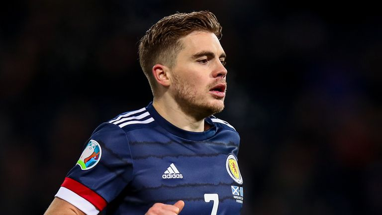 James Forrest believes the Scotland fans could be a big boost to their Euro 2020 Play-Off hopes