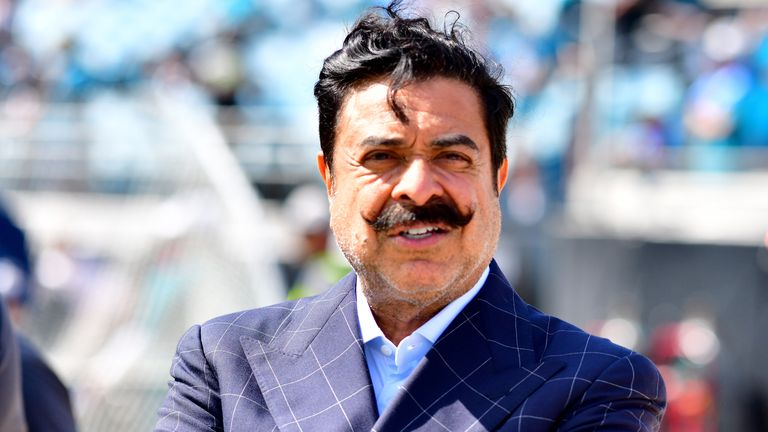 Shad Khan has vowed to enact positive change in Jacksonville in the wake of George Floyd's death