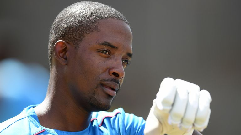 Shamarh Brooks scored his maiden Test century against Afghanistan in November